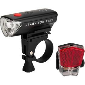 Cube RFR CMPT Sistema di illuminazione, nero